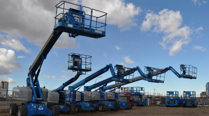 Boom Lift Rentals in Massachusetts